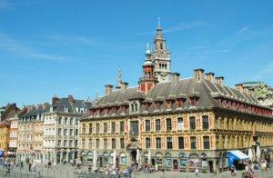 Hotel met laadpaal Frankrijk Lille