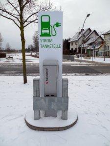 Laadpaal Wintersport Oostenrijk