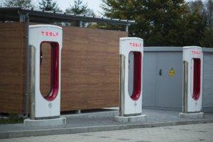 Tesla laadpaal Duitsland