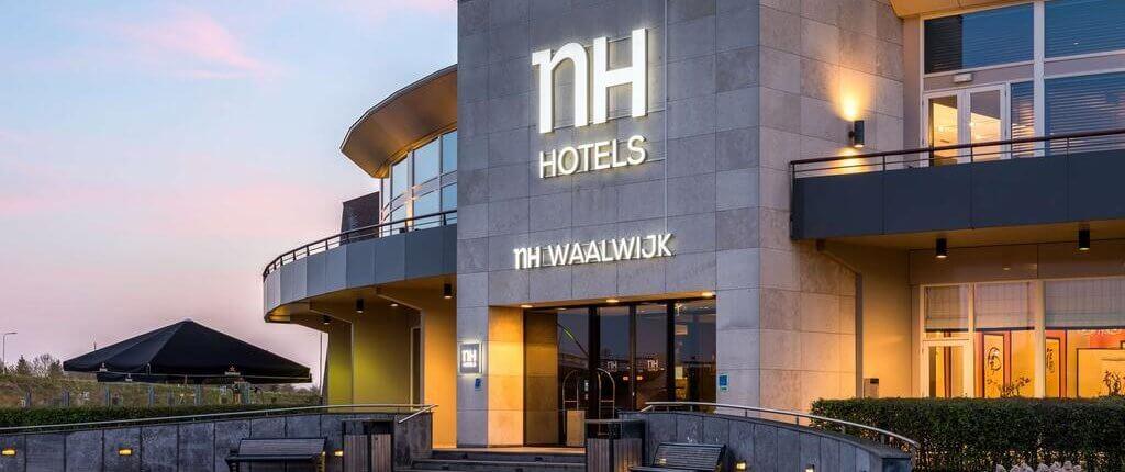 NH hotel met laadpaal - NH Waalwijk