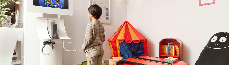 Novotel kidscorner - hotel met laadpaal
