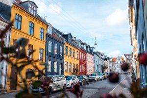 Deense steden en dorpen
