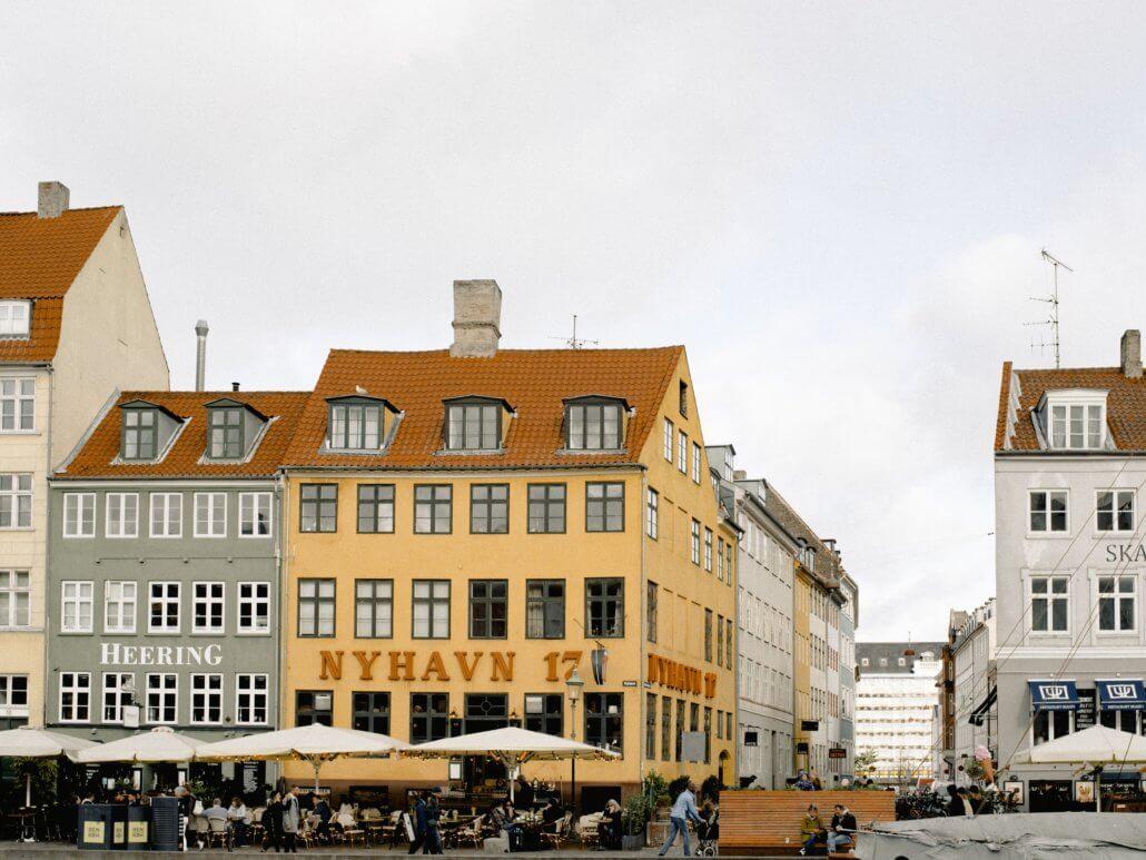 Denemarken Nyhavn - Hotels met laadpaal