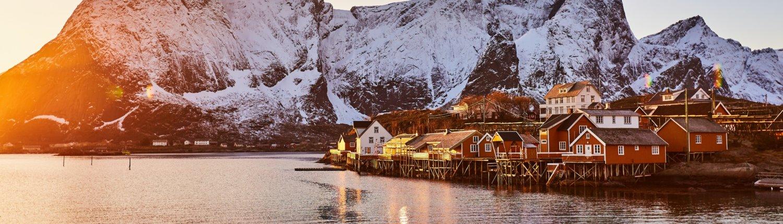 Hotel met laadpaal in Noorwegen