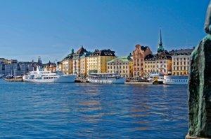 Hotel met laadpaal in Zweden