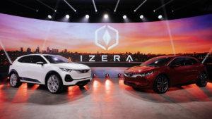 Izera - Elektrische Auto Polen
