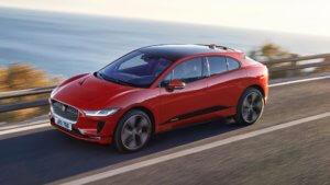 Jaguar iPace Portugal