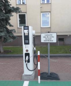 Laadpaal Polen