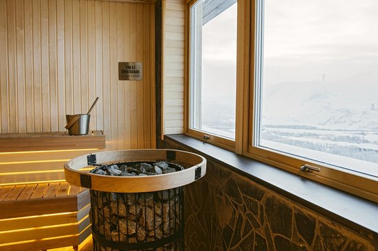 Scandic hotel Sauna