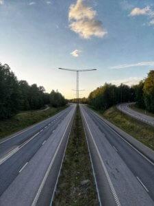 Snelweg Zweden