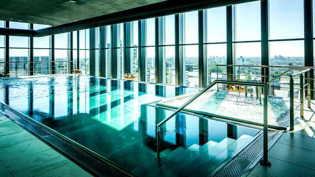 Fletcher hotel met zwembad