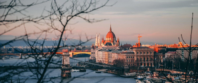 Hotel met laadpaal in Hongarije