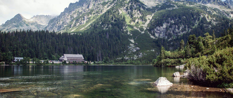 Hotel met laadpaal in Slowakije