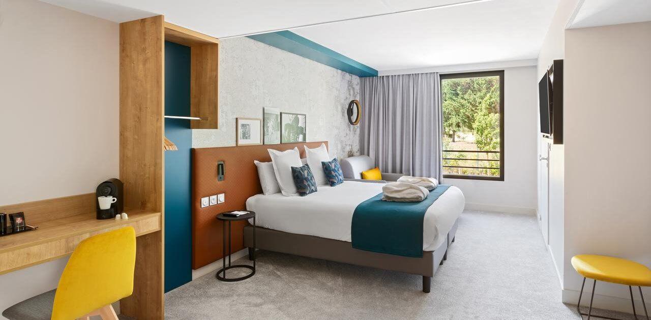 Best Western Hotel Dijon Quetigny - Hotel met laadpaal langs de Route du Soleil